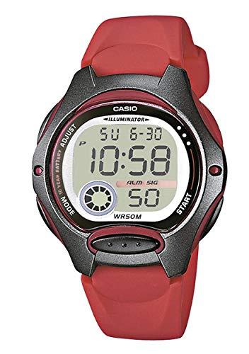 Casio Collection Damen Armbanduhr LW-200-4AVEF