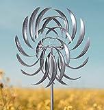 Marissa's Garden & Gift Wembury wind sculpture spinner. Delivery 1-3 business days
