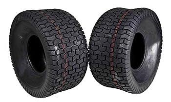 MASSFX 20x10-8 Lawn & Garden Tires 20x10 Tractor Mower 2 Pack 20x10x8