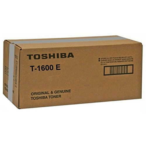 TOSHIBA Toner Toshiba Originale Per E-Studio 16S Conf. 2Pz. (Rif Oem T1600)