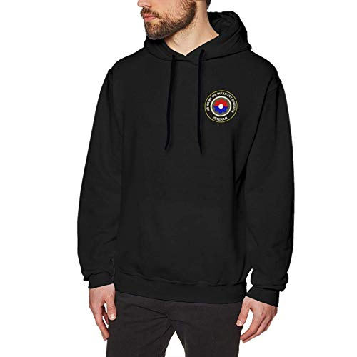 XCNGG US Army Veteran 9. Infanteriedivision Männer 'S Private Custom Fashion Hooded...