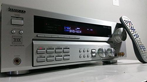 KENWOOD Audio-Video Surround Receiver VR-7070