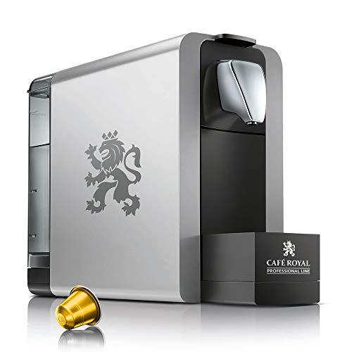 Cafe Royal Pro - Machine à Café Compact Pro 1L - Compatible Uniquement avec Capsule Café Royal Pro - 288 Capsules Offertes