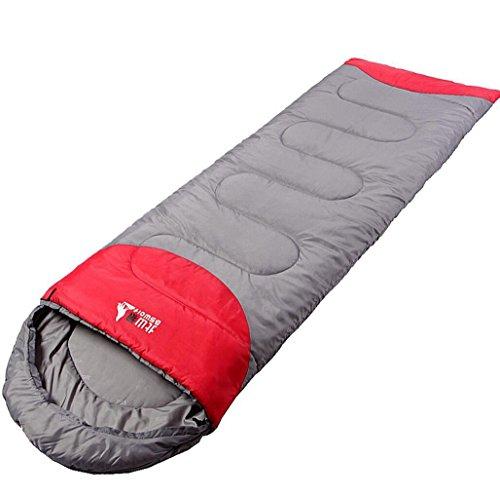 Camping Sacs de couchage Quatre saisons Général À l'extérieur Voyage Respirant Garder au chaud Coton Couple Peut être épissé connecté , 2 , 1.6kg