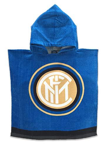 Tex family Telo Mare Bimbo Poncho FC Inter Originale Internazionale