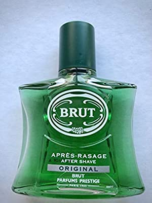 2 X Brut Aftershave Original 100ml Boxed by Aftershave Original 100ml