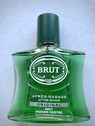 Loción para después del afeitado Brut Original. Caja con 2 unidades de 100 ml