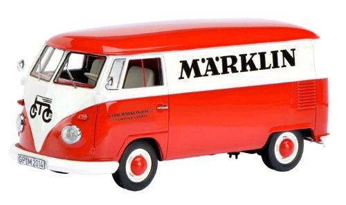 Dickie-Schuco - 450892600 - Véhicule Miniature - Volkswagen T1 Märklin - Echelle 1/32