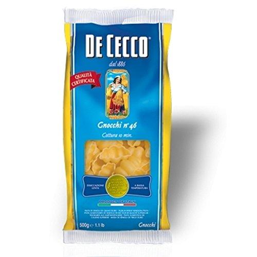 Nudeln Pasta Gnocchi n° 46 5 x 500 gr. - De Cecco