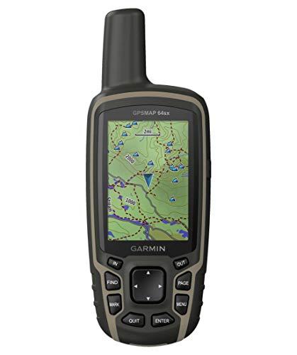Garmin GPS-Gerät GPSMAP 64sx + TOPO Deutschland V9 PRO Unbekannt (0) 000