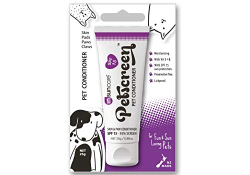 Petscreen Sunscreen and Moisturizer