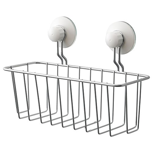 ZigZag Trading Ltd IKEA IMMELN – Duschkorb, verzinkt