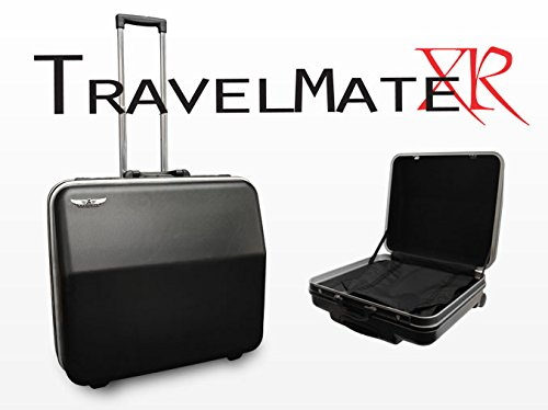 Excalibur TravelMate XR Accordion Case - Black