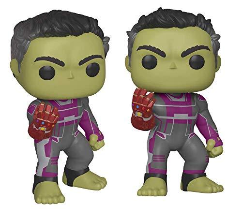 Funko Pop Hulk (Los Vengadores: Endgame 478) Funko Pop Los Vengadores