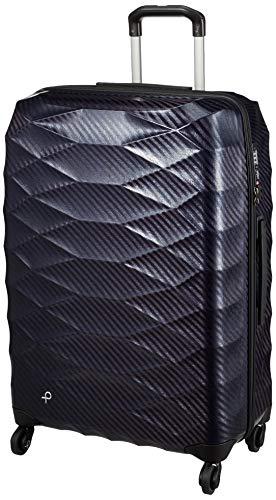 [プロテカ] スーツケース 日本製 エアロフレックスライト サイレントキャスター 74L 2.4kg 63 cm オリエンタルネイビー