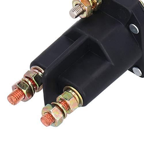FOLOSAFENAR Relé de Interruptor magnético, Interruptor magnético de Arranque Producción sofisticada Apagado y Encendido