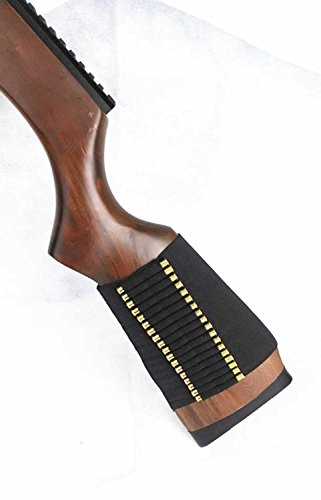US-Deals Tactical 72 Round Rifle Ammo Shot Shell Cartridge Stock Buttstock Holder Universal fit Rifle