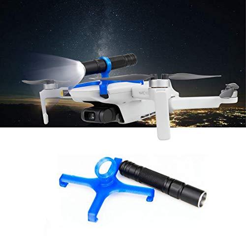 Haoun Mavic Mini Searchlights, Flashlight Headlamp Night Cruise Light LED Lamp for DJI Mavic Mini Drone Quadcopters Accessories