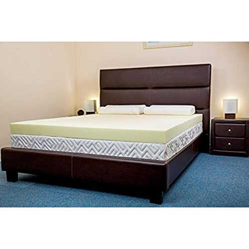 4 small double 4ft memory foam mattress topper goog. Black Bedroom Furniture Sets. Home Design Ideas