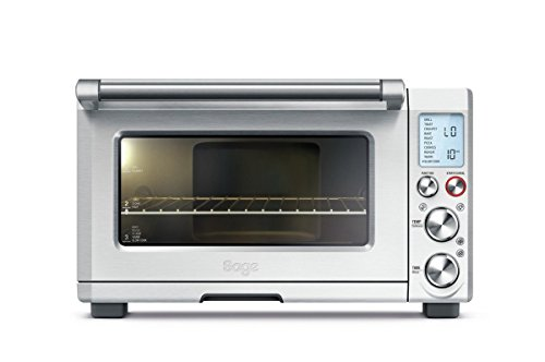 SAGE SOV820 the Smart Oven Pro mit 10 Kochfunktionen, Konvektionswärme, LCD Display, 2400 Watt