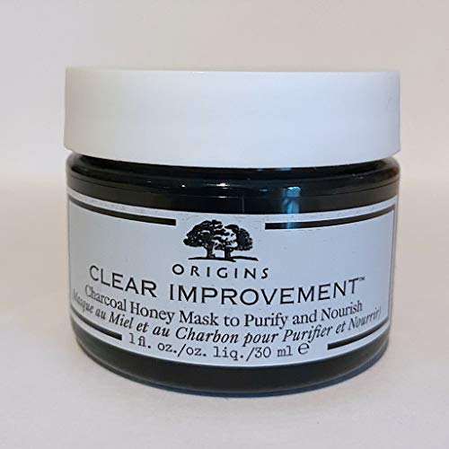 Origins Clear Improvement Charcoal Honey Mask To Purify & Nourish