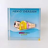 デハラユキノリ NEKO OBASAN 未開封 DEHARA YUKINORI EXHIBITION STRANGS FRIENDS IN THE HOOD