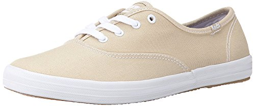 Keds Keds Champion CVO, Baskets mode femme, Beige, 40.5
