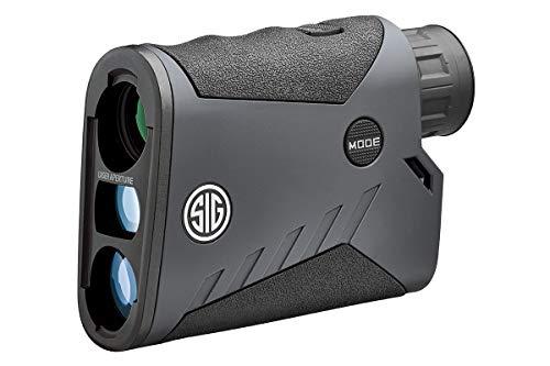 Sig Sauer KILO1000 BDX Laser Entfernungsmesser 5x20 bis 1.100m Reichweite wasserdicht + präzise