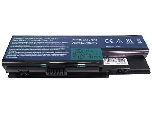 14.8V 5200mAh Batería AS07B42 AS2007B para Acer Aspire 5220 5230 5310 5330...