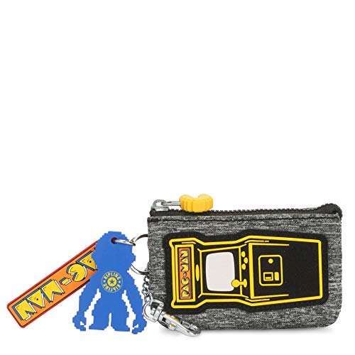 Kipling Pac-Man Creativity - Mini portachiavi - - taglia unica