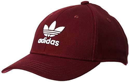 adidas Herren BASEB CLASS TRE Hat, Rot (Granat/Blanco), 24x36x45 centimeters (W x H x L)