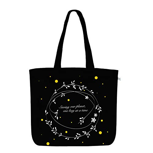 Top canvas tote bag for women with quotes for 2021