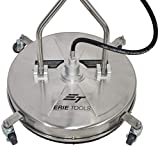 "Erie Tools 24"" Stainless Steel Pressure Washer"