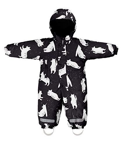 Leokid - Traje de nieve para bebés y niñas