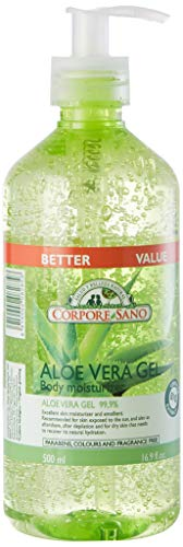 Corpore Sano Aloe Vera Gel Familiar, 500 ml