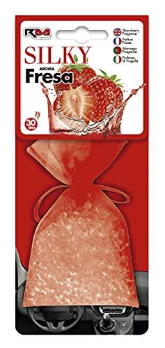 Rolmovil, 11681 Ambientador Silky RM, Rojo Fresa