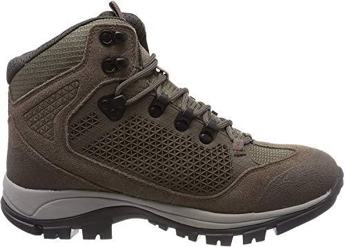 Jack Wolfskin All Terrain Pro Texapore Hiking Boots