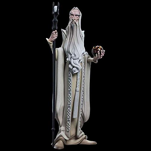 HJB The Lord of the Rings: Saruman Mini Epics Vinyl Statue make up collectible figurines from films