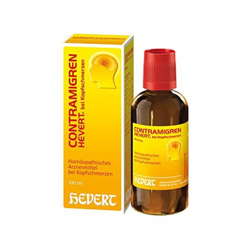 Contramigren Hevert bei Kopfschmerzen, 100 ml Lösung