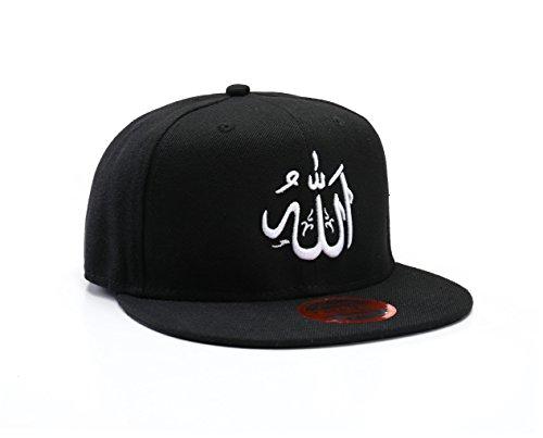 "Casquette snapback de baseball Motif musulman ""Allah"""