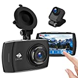 Dashcam mit Akku - Z-Edge Dual Dashcam