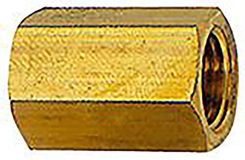 Manchon hexagonal G 3/4, SW 32, laiton, pression de travail max. 25 bars, tampon de fonctionnement. Charge maximale : 150 °C, L1 = 36 mm.