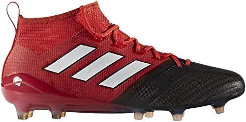 adidas Herren ACE 17.1 Primeknit BB4316 für Fußballtrainingsschuhe, Rot (Rosso Rojo/ftwbla/Negbas), 42 EU