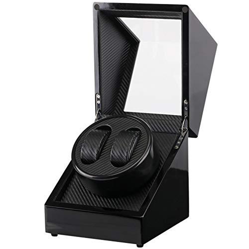 Motor eléctrico Cuadro Negro Pintura Sola Cabeza Fibra de Carbono coctelera eléctrica...