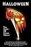 Buyartforless John Carpenters Halloween (1978) 36x24 Classic Horror Movie Art Print Poster The Night He Came Home!