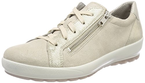 Legero OLBIA, Damen Low-top, Beige (Corda), 42 EU (8 UK)