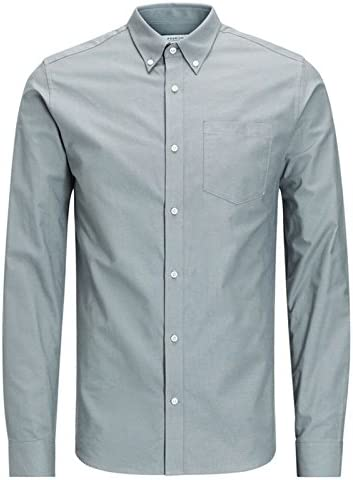 JACK & JONES Camisa Manga Larga Hombre Business Jamie