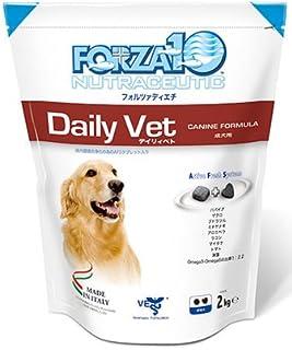 FORZA10 デイリィベト フォルツァ ディエチ ドッグフード Daily Vet 10kg+サンプおやつ付き