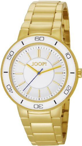 Joop Damen-Armbanduhr Insight Analog Quarz Edelstahl JP101032F01