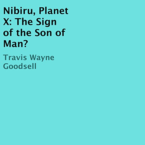 Nibiru, Planet X audiobook cover art
